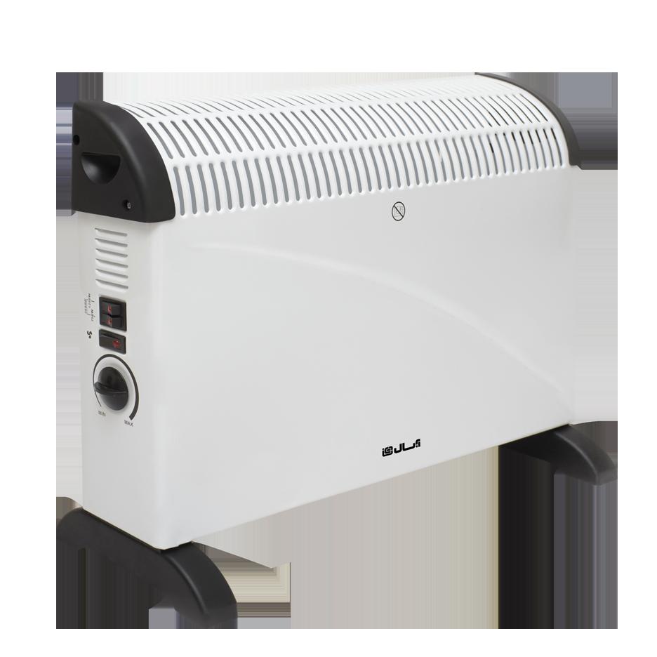 بخاری هوشمند برقی مجهز به فن