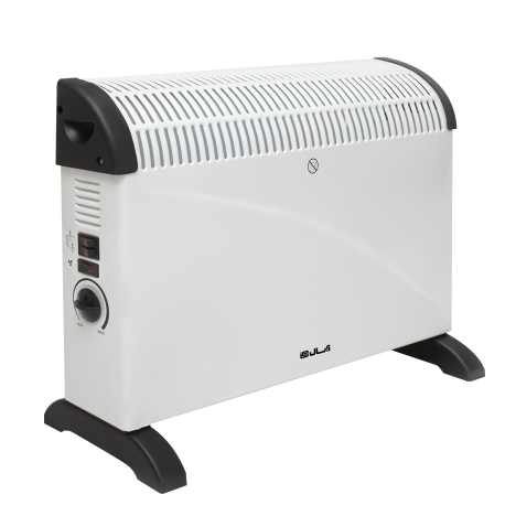 بخاری برقی هوشمند (فن دار) مدل 340F