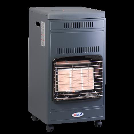 بخاری هوشمند تابشی متحرک (گاز مایع) مدل 440