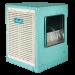 کولر آبی پشت بامی نانو سلولزی مجهز به کلید الکترونیک (نانو سل پد)