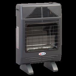 بخاری بدون نیاز به دودکش هوشمند شعله آبی مدل 481
