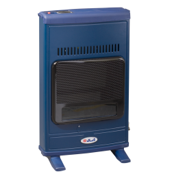 بخاری بدون نیاز به دودکش هوشمند شعله آبی مدل 431